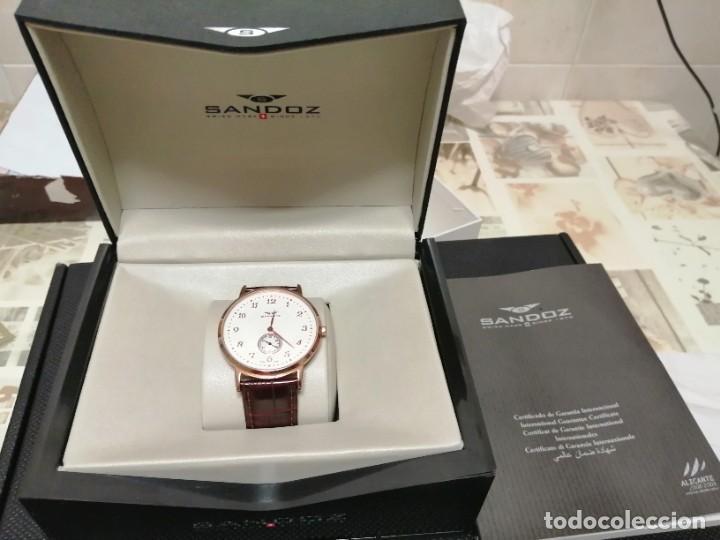 Relojes - Sandox: Reloj Sandoz Portobello. Grupo Viceroy. - Foto 14 - 245491100