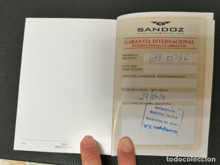 Relojes - Sandox: Reloj Sandoz Portobello. Grupo Viceroy. - Foto 15 - 245491100
