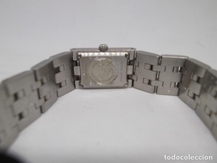 Relojes - Sandox: Reloj acero de señora pequeño esfera negra Sandoz. - Foto 7 - 250218015
