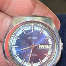 Relojes - Sandox: ANTIGUO RELOJ SÁNDOZ CUARZO . VER FOTOS. Lote 254584205