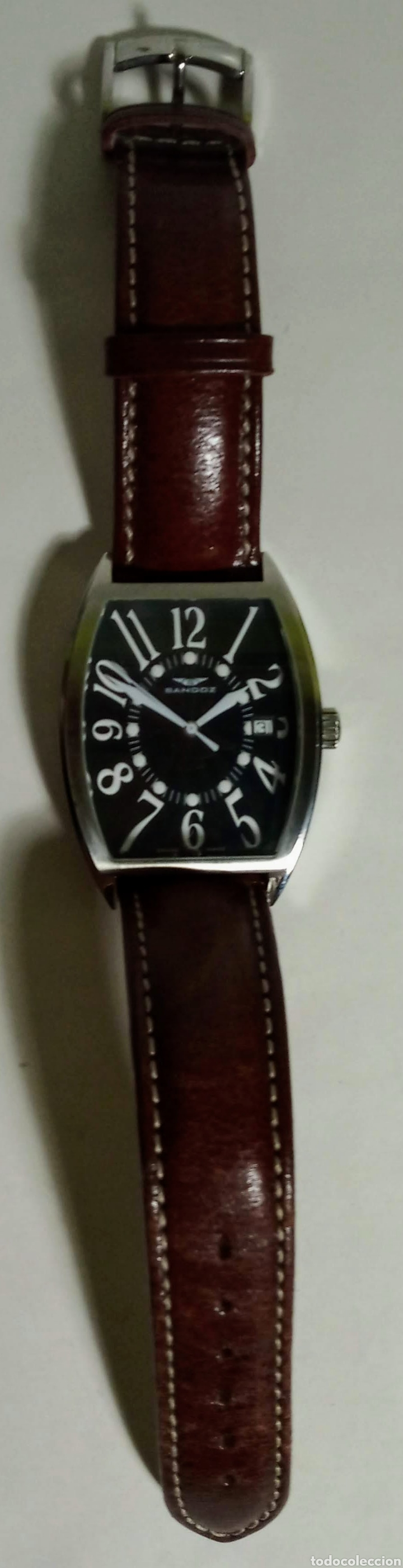 Relojes - Sandox: RELOJ SANDOZ PARA CABALLERO 72521-0293 NUEVO DE STOCK - Foto 3 - 256164695