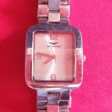 Relojes - Sandox: RELOJ SANDOZ CUARZO .MIDE 22.4MM DIAMETRO. Lote 257439335