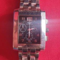 Relojes - Sandox: RELOJ SANDOZ CHRONOGRAFH CUARZO .MIDE 32.8 MM DIAMETRO. Lote 263021325