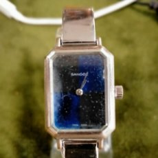 Relojes - Sandox: RELOJ SEÑORA SANDOZ. (CIRCA 1980) SUIZA REF-19. Lote 267748739