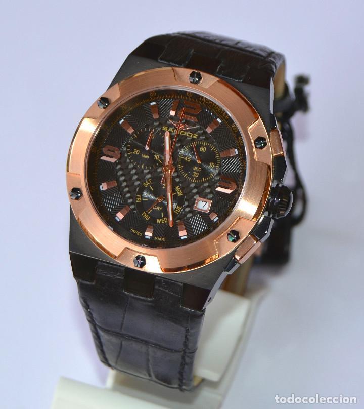 SANDOZ CRONÓGRAFO SWISS MADE 81287-95 (Relojes - Relojes Actuales - Sandoz)