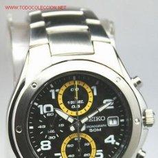 Relojes - Seiko: RELOJ SEIKO CABALLERO MODELO SND575. Lote 24024880