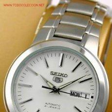 Relojes - Seiko: RELOJ CABALLERO SEIKO MODELO SNKA01. Lote 45139570