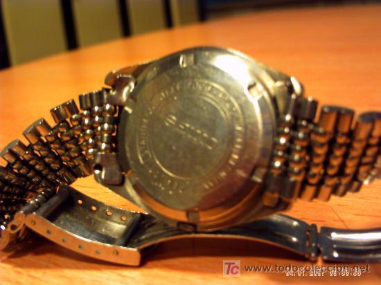 Relojes - Seiko: Reloj automático SEIKO con calendario - Foto 2 - 21987134