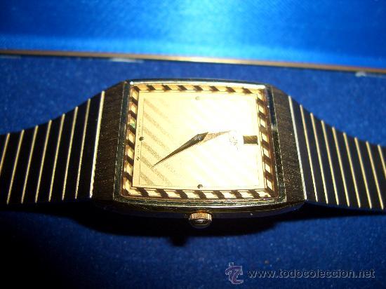 Relojes - Seiko: SEIKO quartz DORADO SIN ESTRENAR EN SU PROPIA CAJA AÑOS 70 - Foto 2 - 26229906
