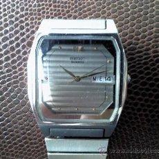 Relojes - Seiko: RELOJ MARCA SEIKO QUARTZ CON CALENDARIO SEMANARIO. Lote 34212434