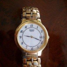 Relojes - Seiko: RELOJ SEIKO QUARTZ CABALLERO. Lote 34919892