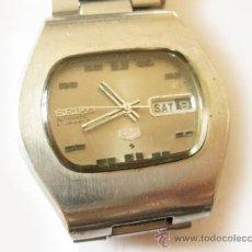 Relojes - Seiko: RELOJ SEIKO 5 DE LOS AÑOS 70 - 6119 - 5413. Lote 36638755