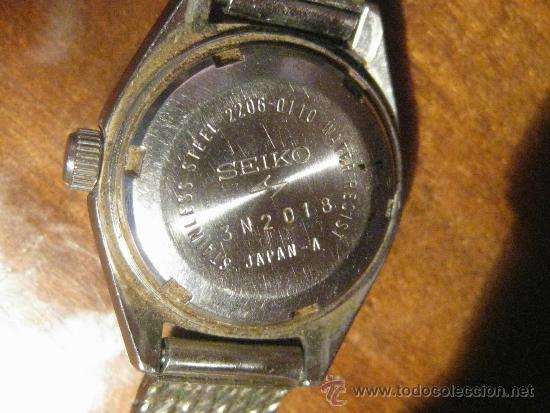 Relojes - Seiko: RELOJ SEIKO AUTOMATIC SEÑORA 17 JEWELS - Foto 3 - 36828141