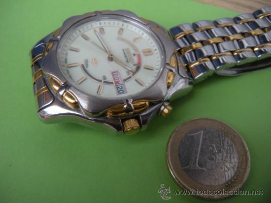 Relojes - Seiko: RELOJ AUTOMÁTICO SEIKO KINETIC 72 HORAS INDICATOR - Foto 5 - 194257161