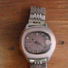 Relojes - Seiko: RELOJ SEIKO AUTOMATICO, CALENDARIO (FUNCIONANDO)- (I-A-93). Lote 37761985