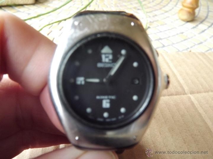 Relojes - Seiko: RELOJ SEIKO KINETIC DE SEÑORA O CADETE - Foto 6 - 41251710