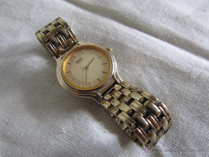 Relojes - Seiko: Reloj de pulsera señora Seiko. Correa metálica original - Foto 2 - 41620707