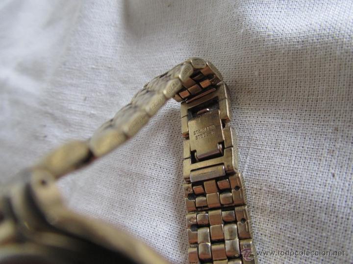Relojes - Seiko: Reloj de pulsera señora Seiko. Correa metálica original - Foto 5 - 41620707