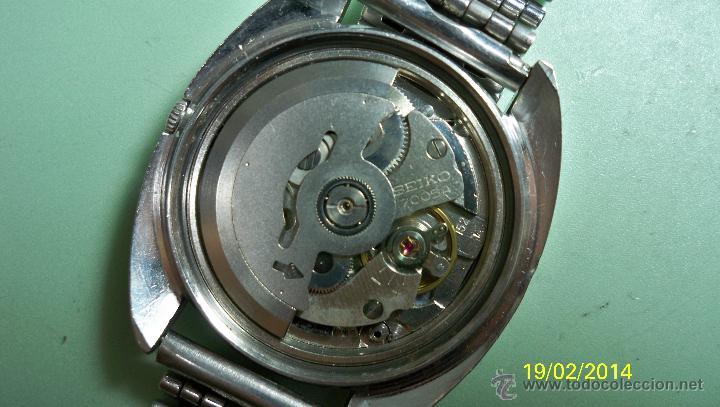 Relojes - Seiko: Reloj Seiko automatico. Funciona perfectamente - Foto 3 - 41684721