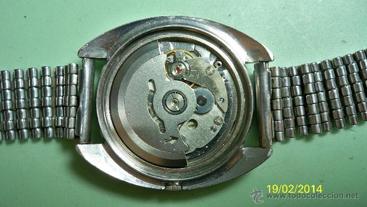 Relojes - Seiko: Reloj Seiko automatico. Funciona perfectamente - Foto 4 - 41684721