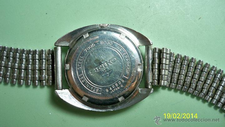 Relojes - Seiko: Reloj Seiko automatico. Funciona perfectamente - Foto 5 - 41684721