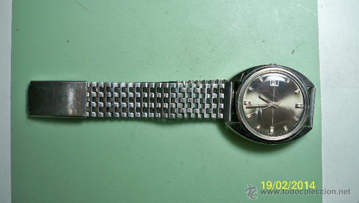 Relojes - Seiko: Reloj Seiko automatico. Funciona perfectamente - Foto 8 - 41684721