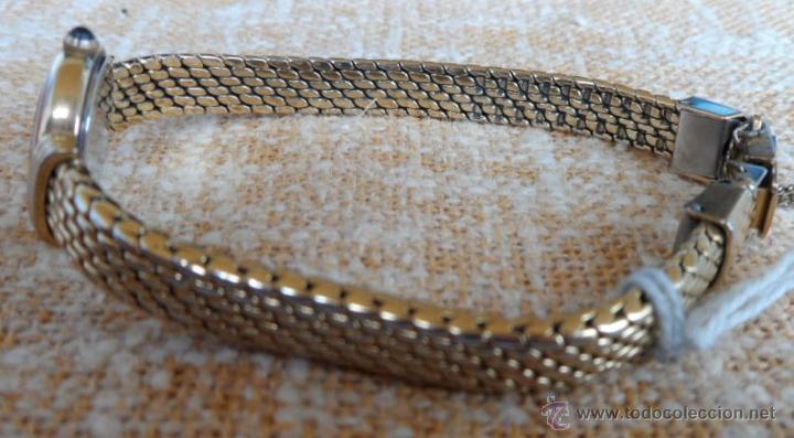 Relojes - Seiko: Seiko Exceline Reloj de mujer, Batería y cristal nuevos, Correa de acero inoxidable dorado - Foto 11 - 92127474