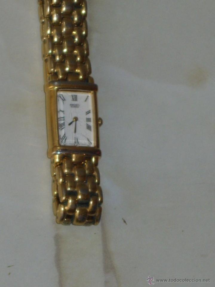 Relojes - Seiko: RELOJ DE PULSERA MUJER SEIKO,NUMERADO.CORREA ORIGINAL SEIKO. - Foto 2 - 44269317