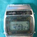 Relojes - Seiko: RELOJ DIGITAL SEIKO DE CABALLERO. FUNCIONA. Lote 49702043