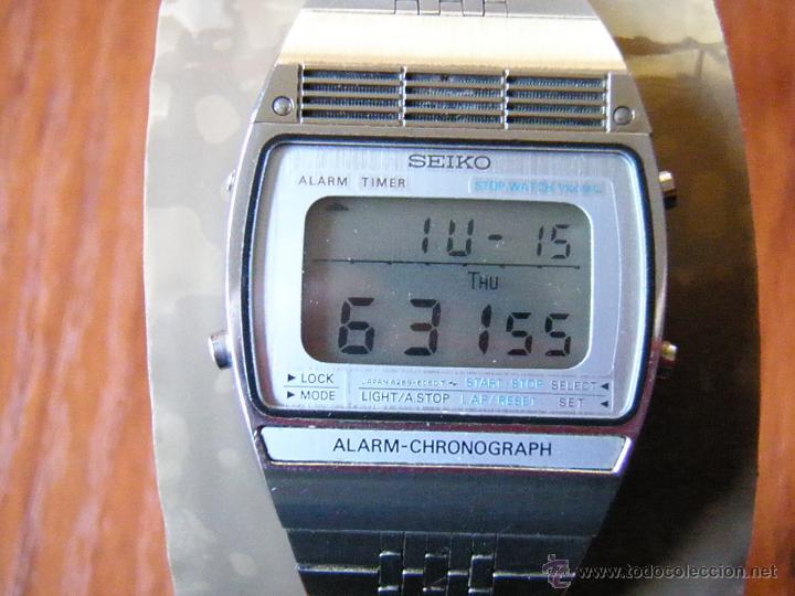 Relojes - Seiko: RELOJ DIGITAL SEIKO A-259 A259 - Foto 2 - 51961439