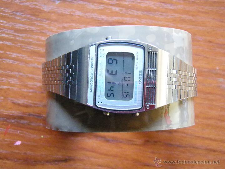 Relojes - Seiko: RELOJ DIGITAL SEIKO A-259 A259 - Foto 4 - 51961439