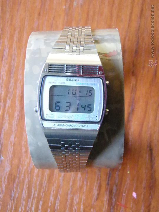 RELOJ DIGITAL SEIKO A-259 A259 (Relojes - Relojes Actuales - Seiko)
