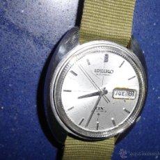 Relojes - Seiko: BONITO RELOJ AUTOMÁTICO SEIKO DX AÑO 1.971 25 RUBIS 6106-6003 VINTAGE MADE IN JAPAN. Lote 52031853