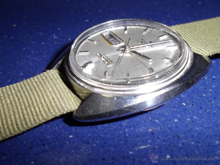 Relojes - Seiko: Bonito reloj automático Seiko DX año 1.971 25 rubis 6106-6003 vintage made in Japan - Foto 3 - 52031853