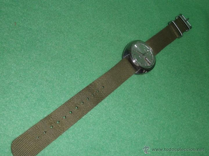 Relojes - Seiko: Bonito reloj automático Seiko DX año 1.971 25 rubis 6106-6003 vintage made in Japan - Foto 5 - 52031853