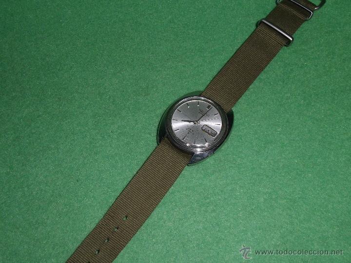 Relojes - Seiko: Bonito reloj automático Seiko DX año 1.971 25 rubis 6106-6003 vintage made in Japan - Foto 6 - 52031853
