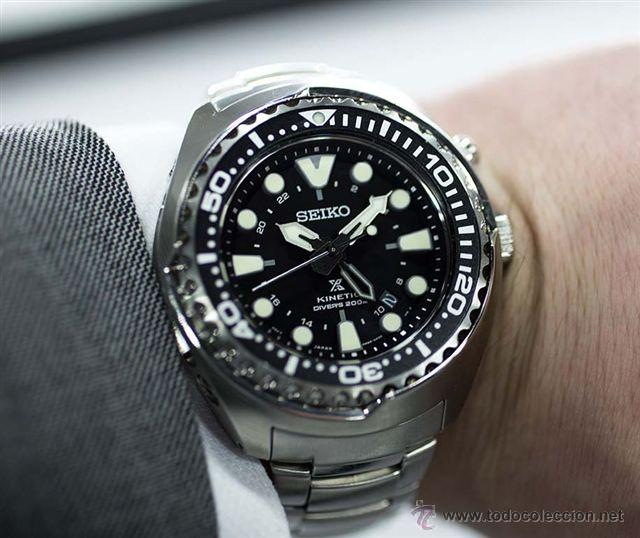 32d6414310fa seiko kinetic gmt diver zafiro 200 m sun019 - Comprar Relojes Seiko ...