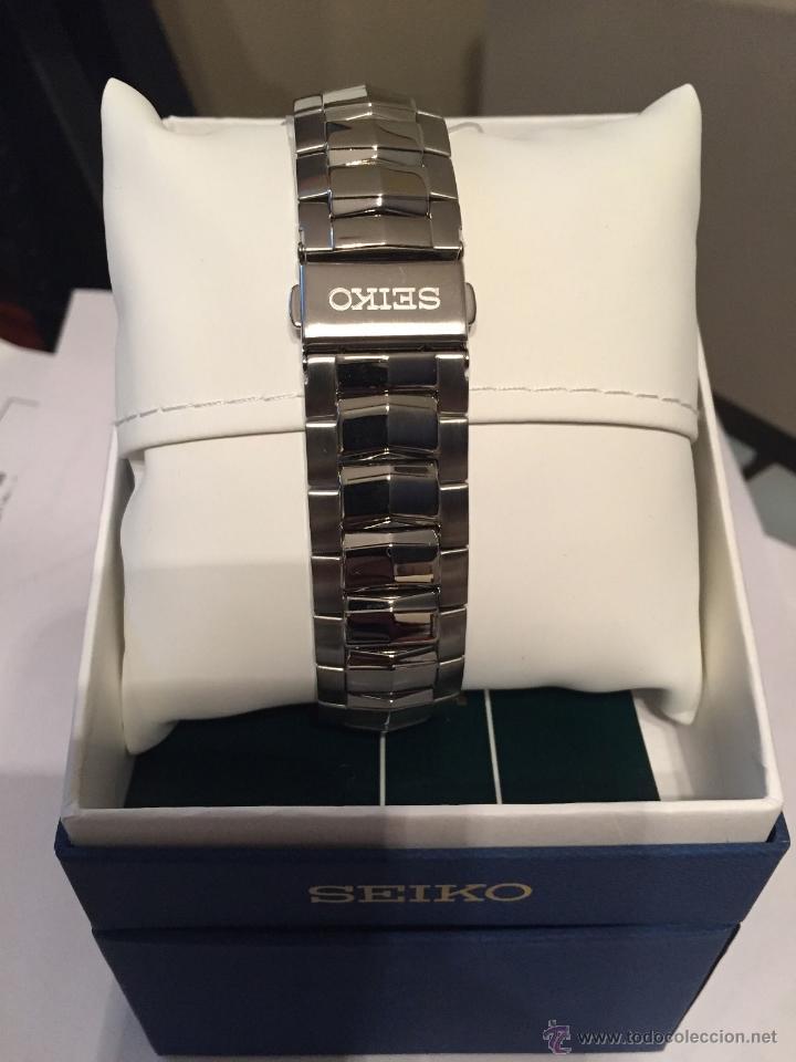 Relojes - Seiko: Seiko Coutura Kinetic Retrograde Silver Dial - Foto 2 - 53637970