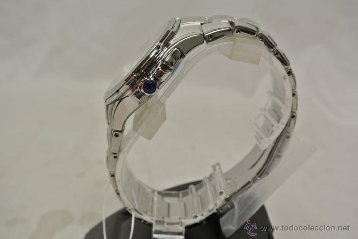 Relojes - Seiko: Seiko Coutura Kinetic Retrograde Silver Dial - Foto 6 - 53637970