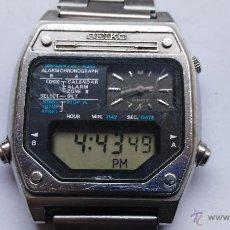 Relojes - Seiko: ANTIGUO RELOJ SEIKO MODELO H239 5050 A3 RARISIMO. Lote 54055243
