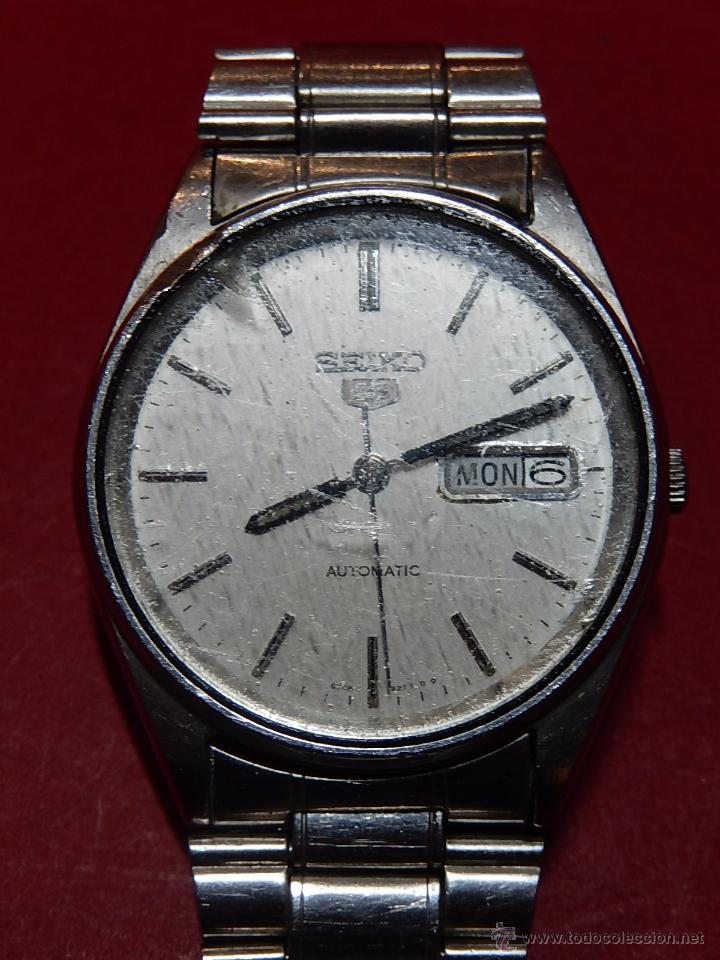 Relojes - Seiko: Reloj de pulsera. Seiko. Automatic. En estado de marcha. - Foto 2 - 54243083