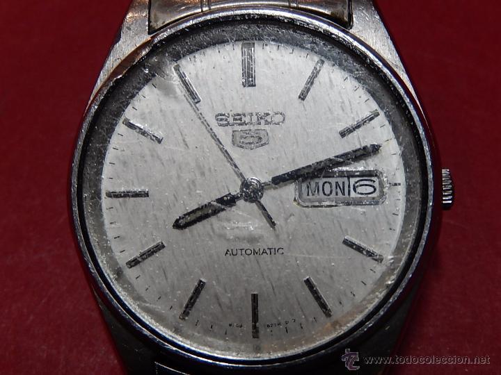 Relojes - Seiko: Reloj de pulsera. Seiko. Automatic. En estado de marcha. - Foto 4 - 54243083