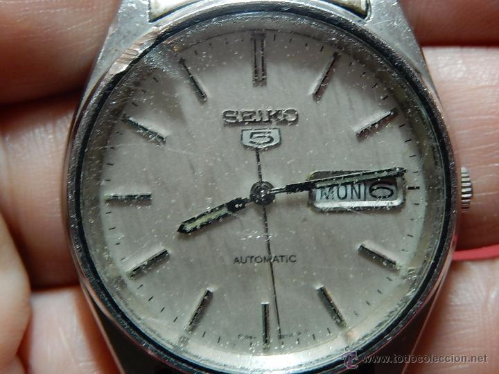 Relojes - Seiko: Reloj de pulsera. Seiko. Automatic. En estado de marcha. - Foto 5 - 54243083