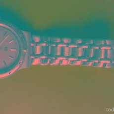 Relojes - Seiko: RELOJ SEIKO CUARTZ - AÑOS 1980 ( CADENA MARCA STAINL ESSSTEEL). Lote 56825948