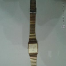 Relojes - Seiko: RELOJ A PILAS MARCA SEIKO EXTRA PLANO. Lote 43772192
