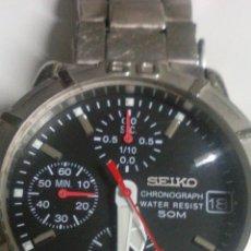 Relojes - Seiko: SEIKO.....CRONO...CABALLERO... COMO NUEVO. Lote 59547992