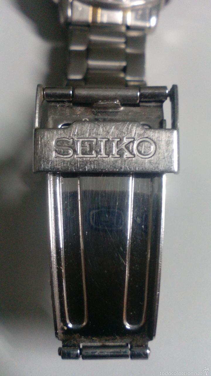 Relojes - Seiko: Seiko.....crono...caballero... como nuevo - Foto 4 - 59547992