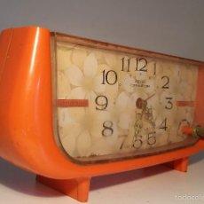 Relojes - Seiko: RARE SEIKO TABELCLOCK, RELOJ DE SOBREMESA DE SEIKO, RARO. Lote 60950015
