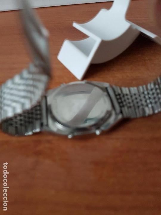 Relojes - Seiko: Un reloj de caballero (Vintage) Seiko con correa original Seiko, para repuestos - Foto 5 - 67687657