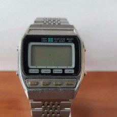 Relojes - Seiko: UN RELOJ DE CABALLERO (VINTAGE) SEIKO CON CORREA ORIGINAL SEIKO, PARA REPUESTOS. Lote 67687657